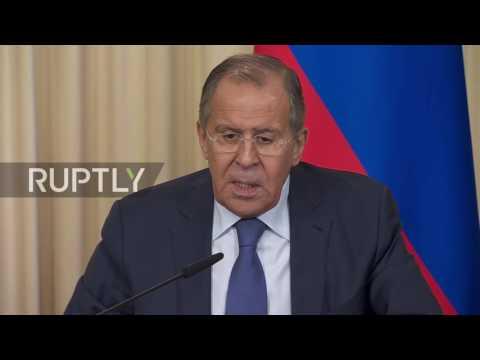 Russia: CNN's Qatar hacking reports 'further undermine its reputation' - Lavrov