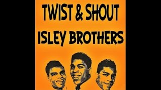 The Isley Brothers - Twist And Shout - #HIGH QUALITY SOUND 1962