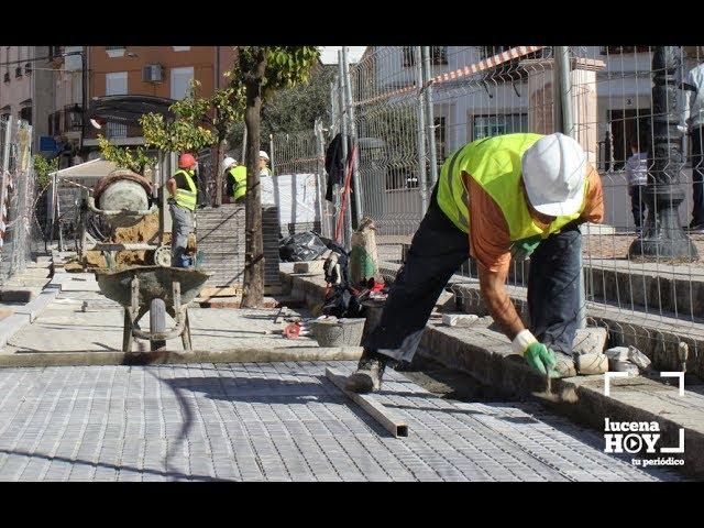 VÍDEO: 183 personas podrán beneficiarse de un contrato a través del Programa de Exclusión Social presentado por el alcalde de Lucena