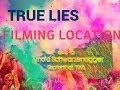 FILMING LOCATION: TRUE LIES, Arnold Schwarzenegger