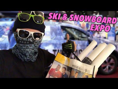 WE TOOK EVERYTHING At The Boston Ski & Snowboard Expo (2019)