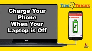How to Charge your phone When you turn of Your PC or Laptop   2018   ViralVirus