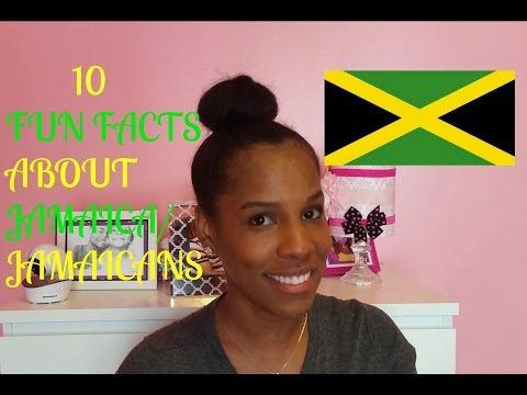 10 FUN  FACTS ABOUT JAMAICA / JAMAICANS!!