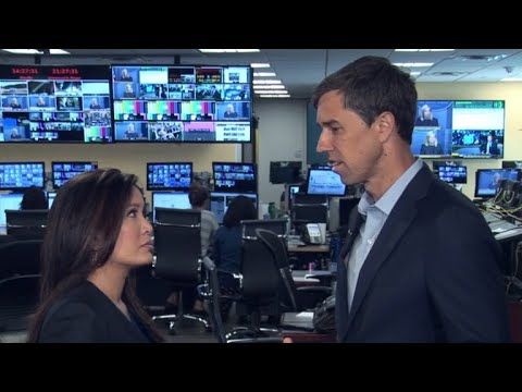 Texas Rep. Beto O'Rourke condemns immigrant family separation