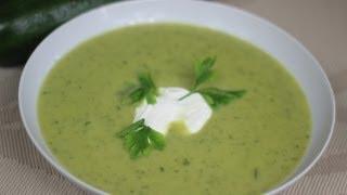 Przepis na: Zupa krem z cukini