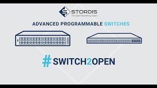 STORDIS Geavanceerde Programmeerbare Schakelaars - BF2556X-1T