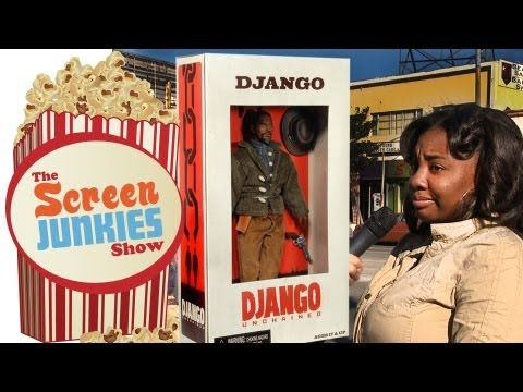 Django Unchained Toy Review in South Central