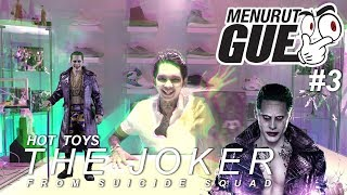 JOKER LETO PAYAH! - MENURUT GUE #3 : HOT TOYS : The Joker   Jard Leto (Action Figure)