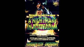 Dj Dano Live @ Nightmare In Rotterdam 25-2-1995 By Krank