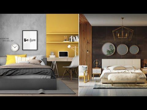 39 Bedroom colour combination and design ideas 2020 | Bedroom color schemes