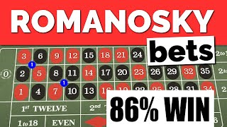 The Romanosky Bets (86% WIN RATE!)