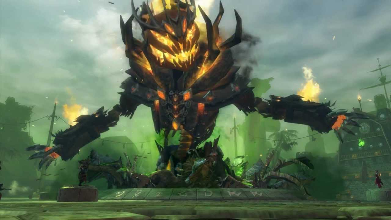 This is Halloween: Guild Wars 2 - YouTube