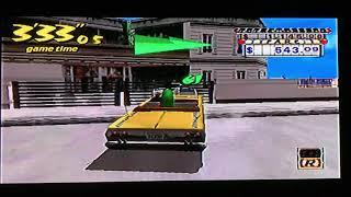 Crazy Taxi Fare Wars Showcase