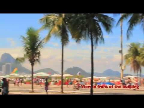 Copacabana Apartment Rental Rio de Janeiro Brazil - HD Video