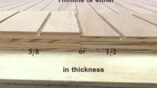 Eichler Siding: Identifying Thinline vs Wideline Patterns