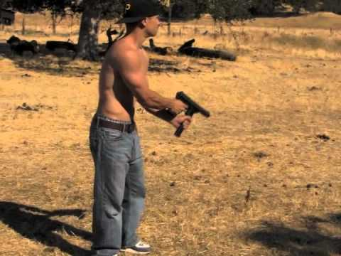 Shooting Tec 9 Jam-o-Matic, 30.06, .22 M&P, 9mm & 12 gauge