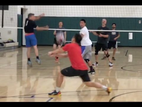 Open Gym 12/1/16 (PART 1/2) Volleyball Highlights