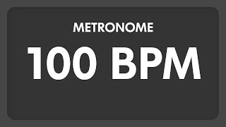 100 BPM - Metronome