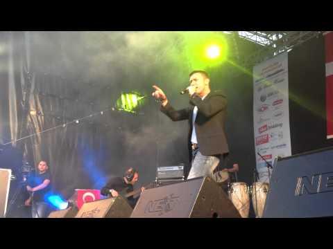 Mustafa Sandal - Aya Benzer Live (Kopenhag - Anadolu Kültür Günleri 2014)