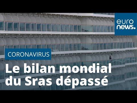 Coronavirus: à travers le monde les mesures pour endiguer l'épidémie sont renforcées