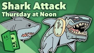 Shark Attack! Thursday at Noon -  Variable Ratio & Interval Schedules - Extra Credits