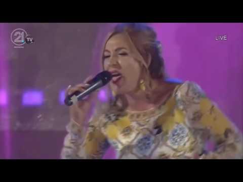 Pepa Dimitrova - Barem javi se - Ohrid Fest 2016 internacionalna vecer