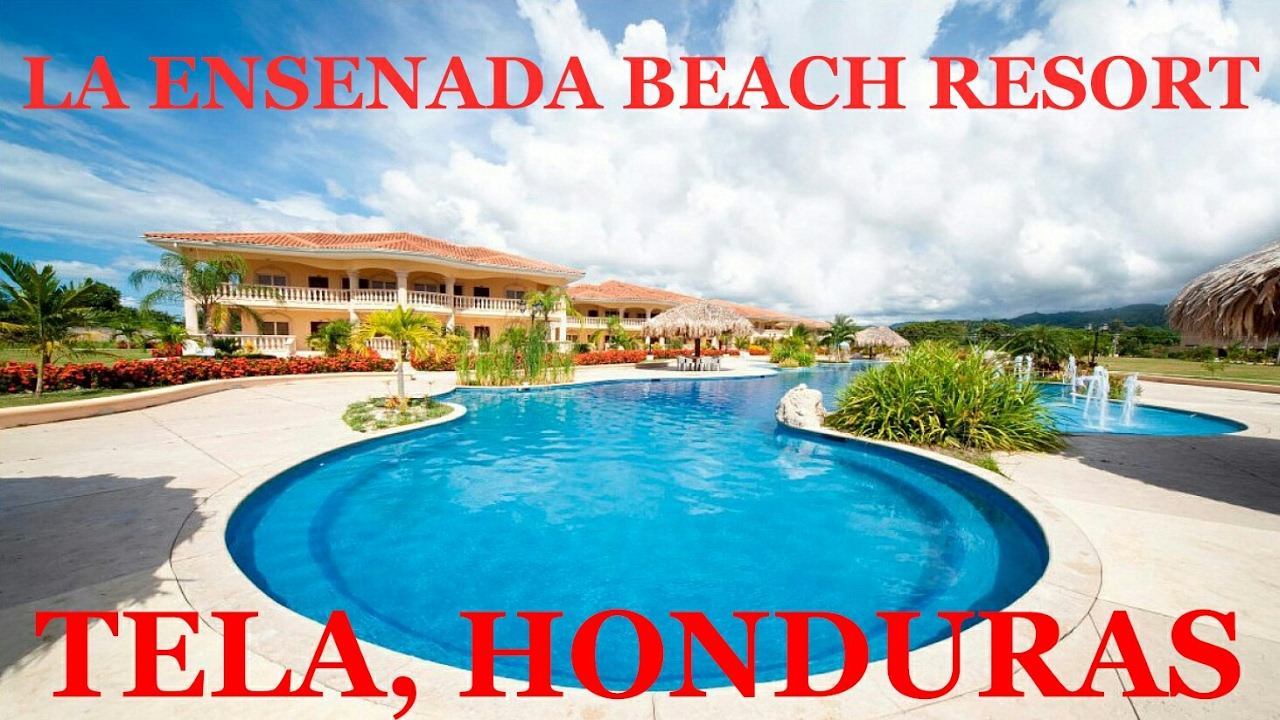 La Ensenada Beach Resort Tela Honduras