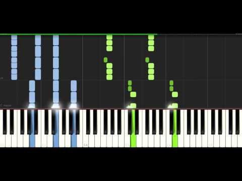 Disfigure - Blank - PIANO TUTORIAL