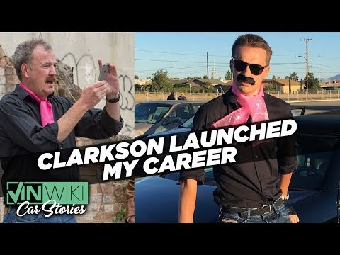 How Jeremy Clarkson launched Hoovie's career