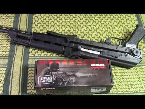 Q&A: Fab Defense PDC AK on YUGO M70 -No Go