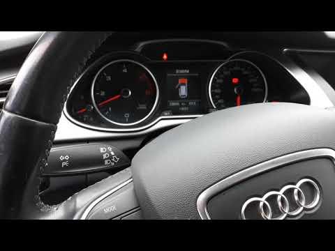 Audi A4 B8 DPF Regeneration clean /DPF filter problems