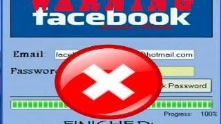 Sự thật về phần mềm hack nick facebook | Kênh thủ thuật facebook 2015