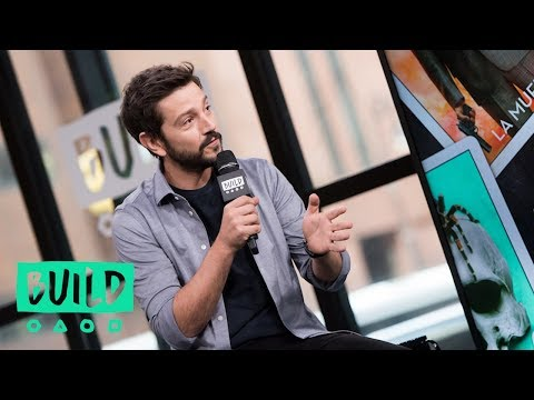 "Diego Luna Talks ""Narcos: Mexico"" & ""If Beale Street Could Talk"""