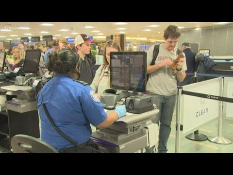 New Security Technology At Sky Harbor Airport