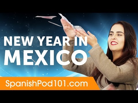 How do People in Mexico Celebrate the New Year?