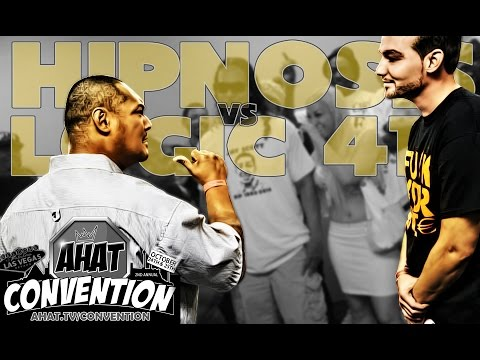 Rap Battle Logic 413 vs Hipnosis | Washington vs Las Vegas | AHAT