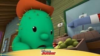 Sheriff Callie sjunger: Skyll på Timmy - Disney Junior Sverige