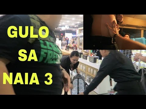GULO SA NAIA 3!!!!