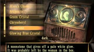 Moonstone (Fatal Frame II Crystal Radio)