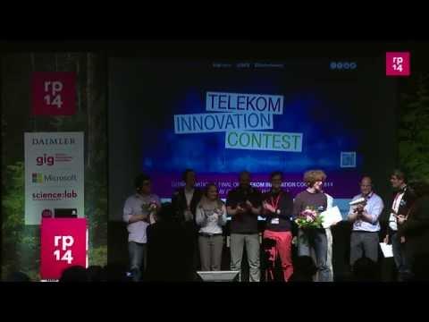 re:publica 2014 - Cem Ergün-Müller: National Final of Telekom Innovation Contest on YouTube