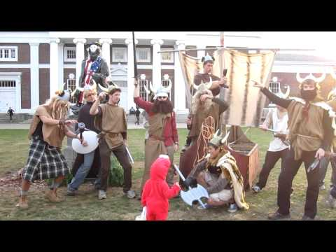 THE ACADEMICAL PILLAGE 2011 [P04] - Dancing with Elmo