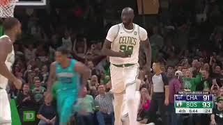 Tacko Fall Shocks Celtics Crowd