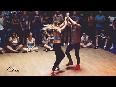 Blas Cantó - El no soy yo Bachata Remix (Ryan Miles) | Alfonso y Mónica | Toulouse Bachata Conexion