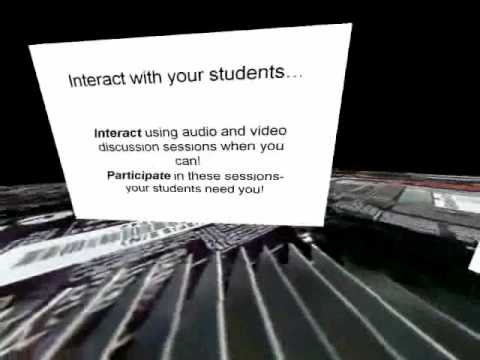 Interaction in Online Courses