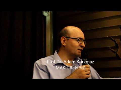 Rektör Korkmaz, Bucak'ta Üniversite Alt Yapısı Oluşturuldu