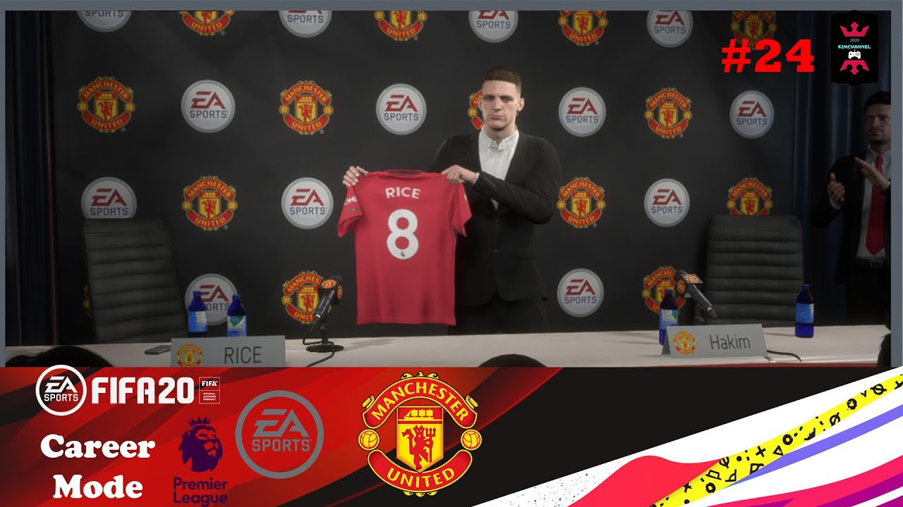 FIFA 20 Manchester United Career Mode 24 Bigmatch Mu V Liverpool