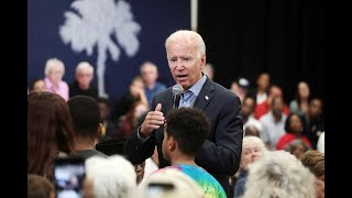 Presidential hopeful Joe Biden visits Rock Hill's Clinton College Former vice-president and presidential hopeful Joe Biden rallied Thursday at Clinton College. Biden's visit drew hundreds of people to the college. By Tracy ...