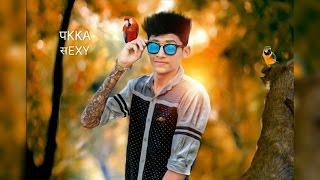 Pkka Sexy C.B Creative Photo Editing | Color Grading | PicsArt Heavy Editing Tutorial