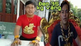 Người đeo vàng nhiều nhất Việt Nam hơn cả Phúc XO
