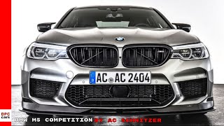 BMW M5 Competition by AC Schnitzer